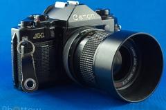 Canon A-1 mit Canon FD 35 mm f2.0