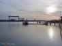 Langzeitbelichtung - Kiel Dezember 2017