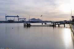 Kieler Hafen - Olympus OM-D-EM-1 - 42 mm - f13- ISO200 - 13 s (ND3)